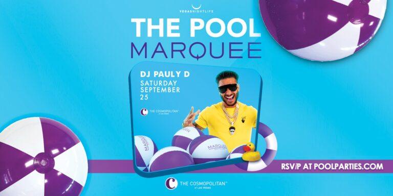 Marquee Dayclub | DJ Pauly D