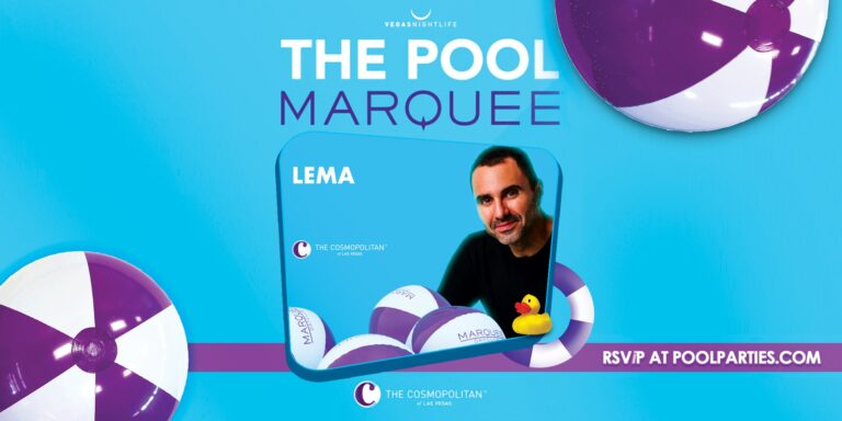 Marquee Dayclub | DJ Lema