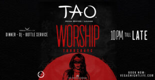 TAO Worship Thursday Las Vegas